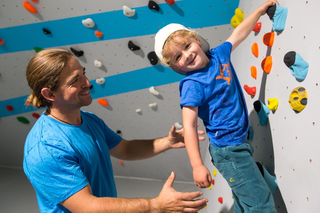 Boulderwelt Dortmund Kinderwelt Bouldern für Kinder