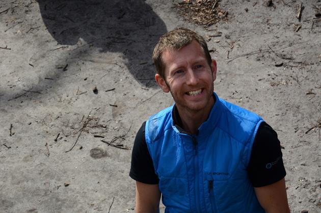 Dave Cato Boulderwelt Inhaber und Geschäftsführer