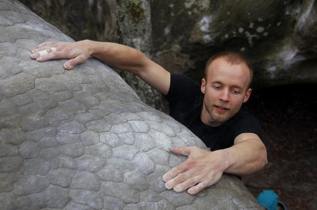 Sebastian Oppelt Inhaber und Geschäftsführer Boulderwelt