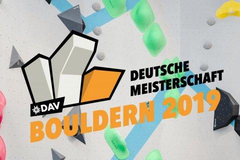Deutsche Meisterschaft Bouldern 2019 Boulderwelt